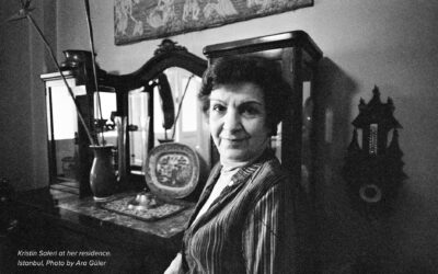 TURKEY: Kristin Saleri – An extraordinary 20th century Armenian female artist