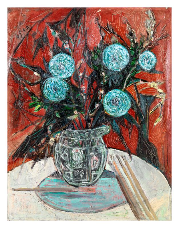 Glass Vase / Cam Vazoda