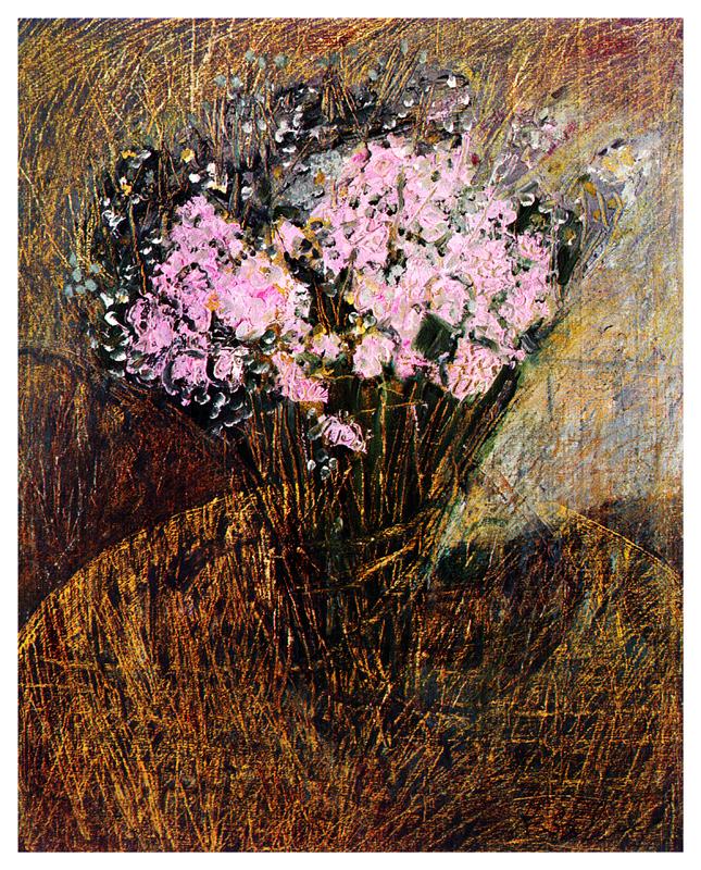 Pink Flowers / Pembe Cicekler