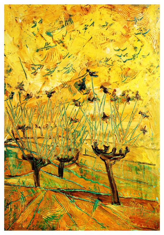 The Birds / Kuslarin Bulusmasi