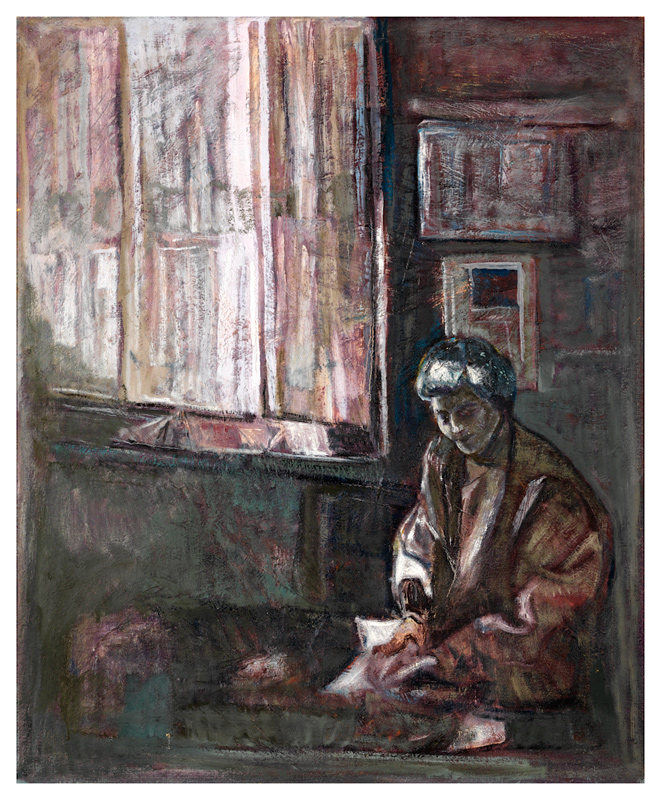 By the Window / Pencere Yani