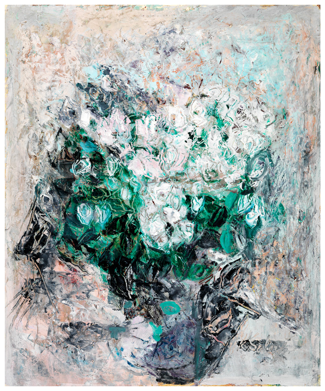 Bouquet of Flowers in Pastel / Pastel Buke