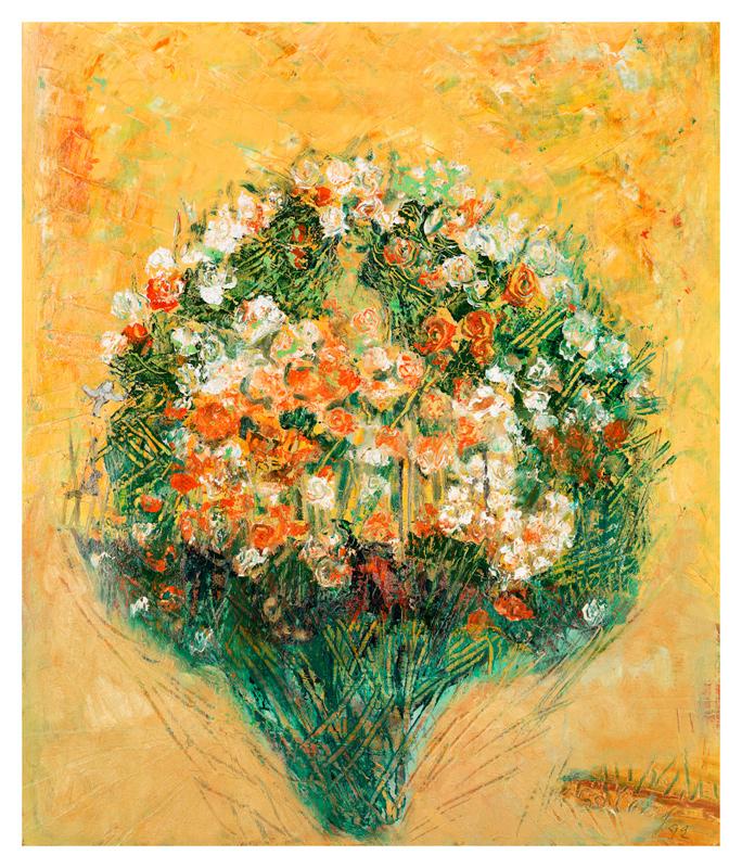 Nude Bouquet / Ciplak Buke