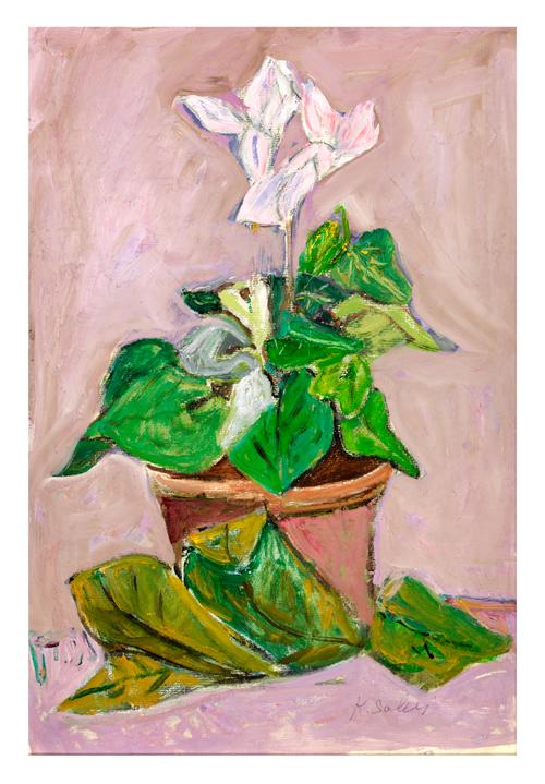 Flower Pot / Saksi