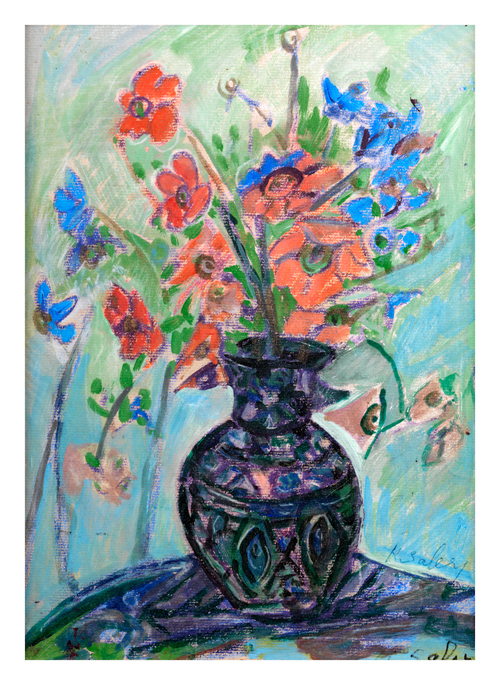 Two Vases / Iki Vazo