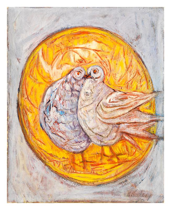 Two Doves / Kumrular