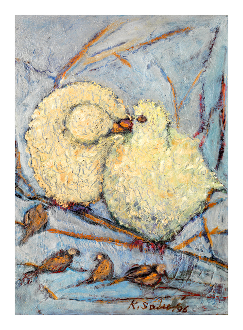The Love Doves / Kumkularin Sevgisi