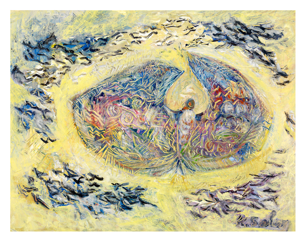 The Portrait of the Unborn Bird / Dogmamis Kusun Portresi