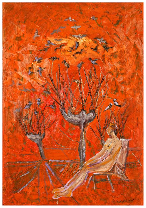 Under the Trees / Agaclarin Altinda