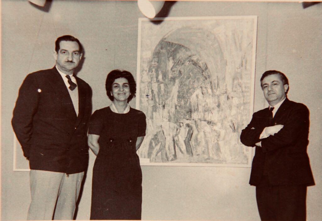Kristin Saleri and Marina S. Saleri