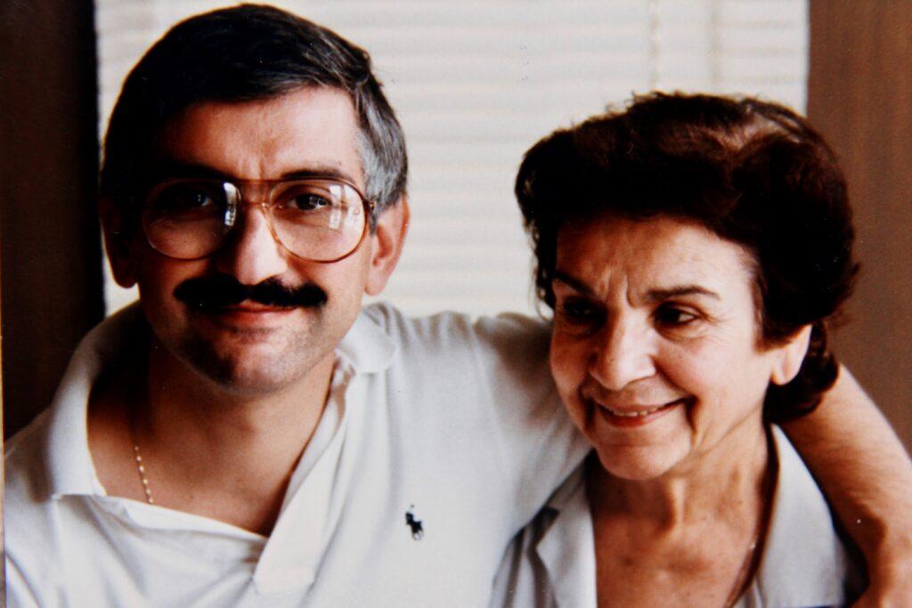 Nansen G.Saleri and Kristin Saleri